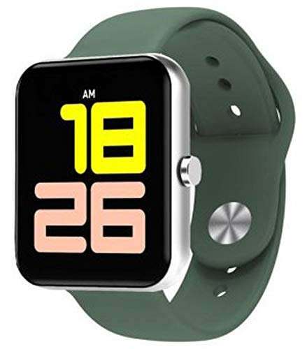 Reloj DUWARD DSW002.03 Smart Silicona Verde Caja Acero