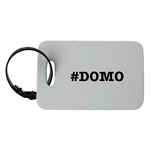 Fotomax nicknames DOMO nickname Hashtag luggage tag