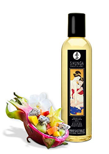 Shunga Oil-94501 Libido - Exotic, 260 g