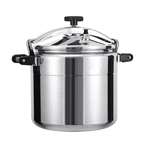 Cocina de presión de acero inoxidable, gran capacidad dispo