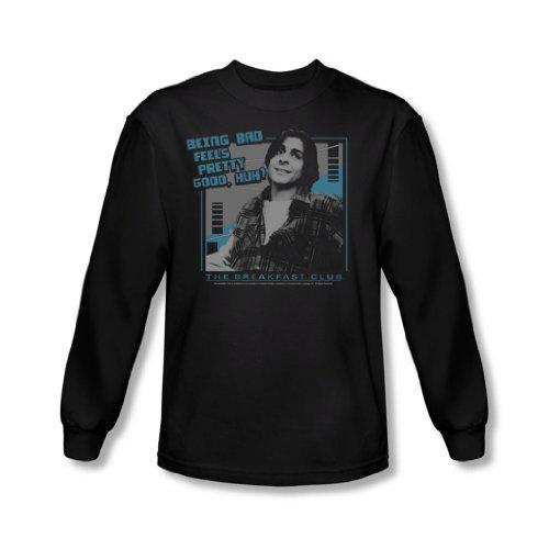 Breakfast Club - Bad shirt manches longues Men In Black -, XX-Large, Black