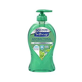 Softsoap Antibacterial Liquid Hand Soap Fresh Citrus - 11.25 fluid ounce