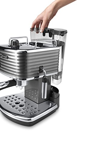 DeLonghi ECZ351.G Cafetera de goteo, Semi-automática, Independiente, 1.4