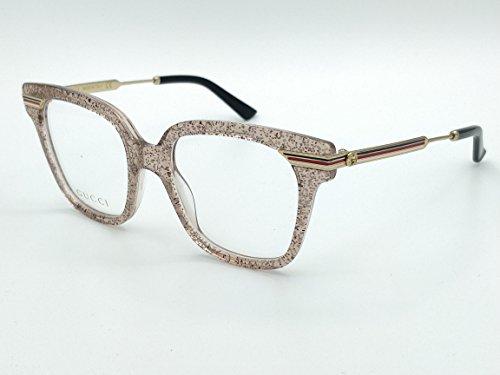 Gucci Gafas de Vista GG0284O NUDE mujer