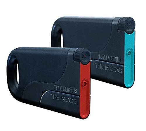 TEAM MAGNUS Incog - Water Gun (2 Pack Blue & red)