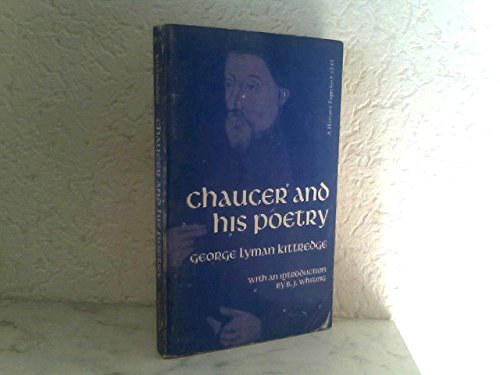 Chaucer and His Poetry
