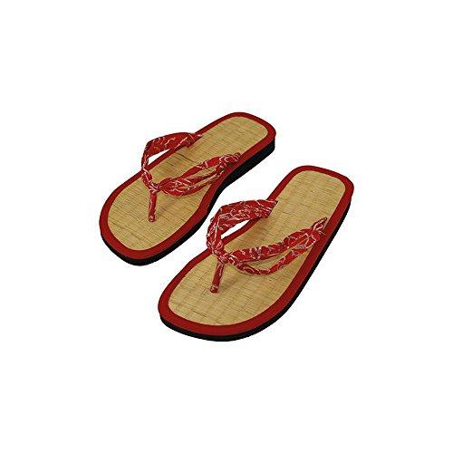 Zimt Zehentrenner rot-weiß