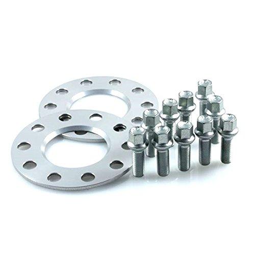 Preisvergleich Produktbild TuningHeads / H&R .0220030.DK.1055665.A-KLASSE-TYP-169 Spurverbreiterung,  10 mm / Achse + Radschrauben,  10 mm / Achse