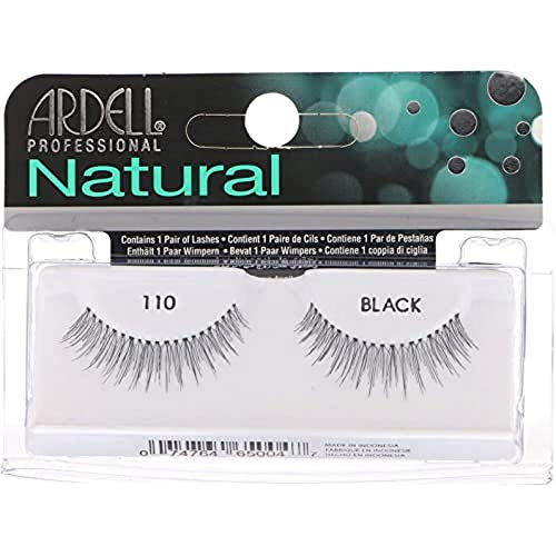 Pestanas Postizas - Natural 110 Black - Ardell