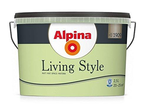Alpina Living Style, 2,5 L, balancing green, matt