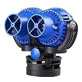 SunSun JVP-232 Strömungspumpe Dual Wavemaker Magnethalter 15000l/h 26W schwenkbar Süß- & Salzwasser