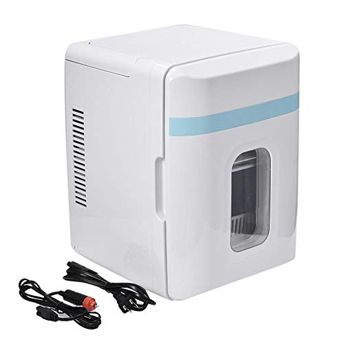 Onlyonehere 10L Mini-Kühlschrank | Thermobox für Auto| Boot und Camping zum Warmhalten und Kühlen | Thermo-Elektrische Kühlbox