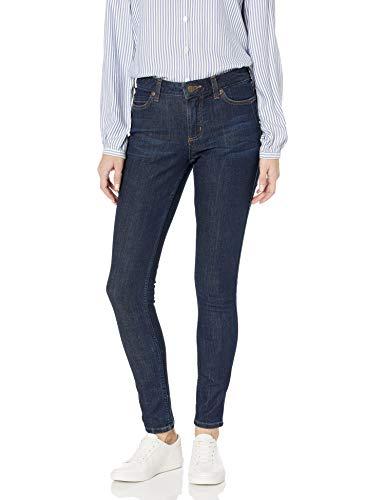 Carhartt Layton Damen Jeanshose mit schmalem Bein - Blau - 38