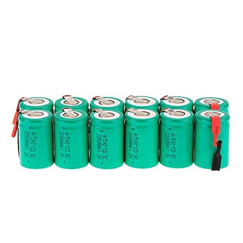 Baterías recargables Anmas Box NiCd 4/5