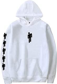 Women Novelty Hoodie Billie Eilish Sweatshirts for Fan Support Hooded