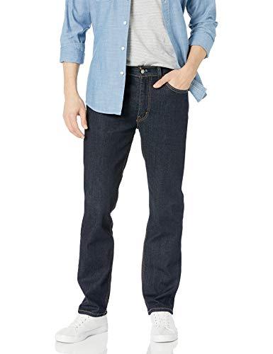 Levi's Herren 514 Straight Fit Jeans, Reiniger – Stretch (wasserlos), 38W / 34L