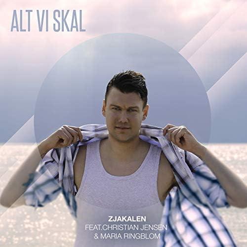 Zjakalen feat. Maria Ringblom & Christian Jensen