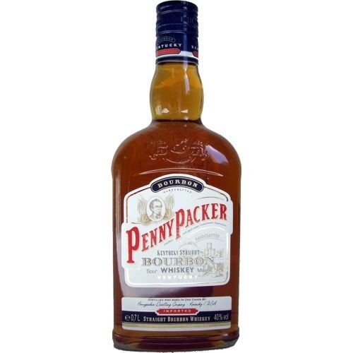 PennyPacker Bourbon Whiskey 0,7 l Flasche