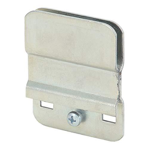 KS Tools 860.0859 - Support d'étagère - Pour tailles 7 et 8 - Vis de fixation inclus - Epaisseur du plateau 1,5 mm - Zingué