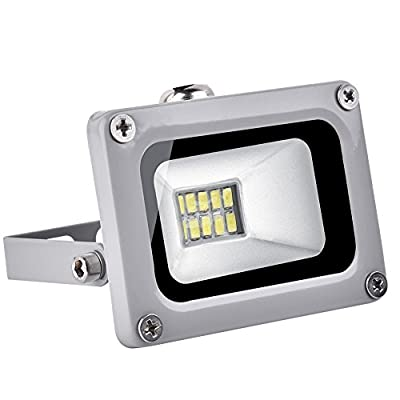 LED Flood Light,CHUNNUAN, 20W 30W 50W 100W 150W 200W 300W 500W ,6000-6500K (Cold White ), IP65 Waterproof ,Aluminium Strahler Instant On, CE and ROHS Certified 110V