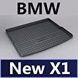 TUTU-C Alfombrilla para maletero de coche maletero, maletero, bandeja, alfombra de suelo para BMW 2 3 5 7 Series X1 X 3 X4 X 5 X6 2012 2013 2014 2015 2016 2017 2018