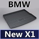 TUTU-C - Alfombrilla para maletero de coche para BMW 2 3 5 7 Series X1 X3 X4 X5 X6 2012 2013 2014 2015 2016 2017 2018 (nuevo X1 2016-2018)