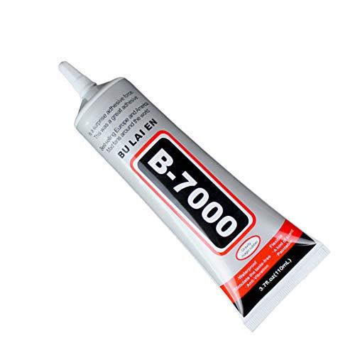 Babysbreath17 B7000 Super Colla Adesivo Trasparente Liquido DIY della Cassa del Telefono Mestieri Perle Gioielli Strass Glue 2