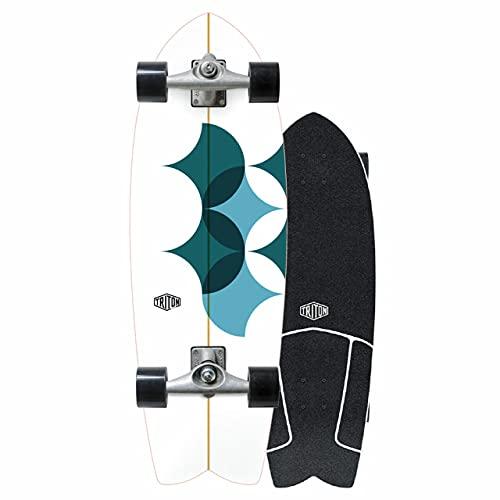 Carver Triton Astral CX - Tabla de surf (29'), color blanco