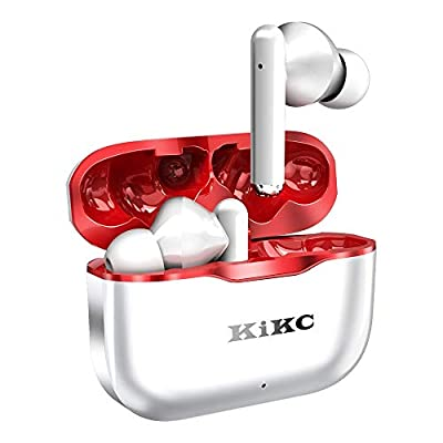 Kikc Wireless Earbuds Bluetooth 5.0 Wireless He...