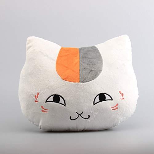 zcm Juguete de Peluche 36 X 30 Cm Cute Cat Plush Cat Soft Peluches Juguetes Baby Kid Birthday Gift Home Car Sofa Decor