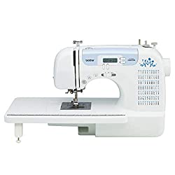 Best Choice for Best Computerized Sewing Machine: Brother Sewing and Quilting Machine with 70 Built-in Stitches & LCD Display