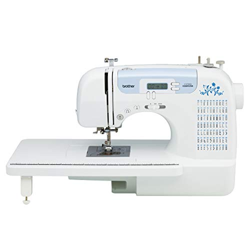 "Brother Quilting Machine, CS7000i, 70 Built-in Stitches 2.0"" LCD Display, Wide Table, 10 Included Sewing Feet"