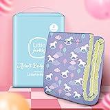 LittleForBig kleine Fantasie gedruckt Erwachsenen Slip Windeln Erwachsene Baby-Windel-Liebhaber ABDL 2 Stück L - 7
