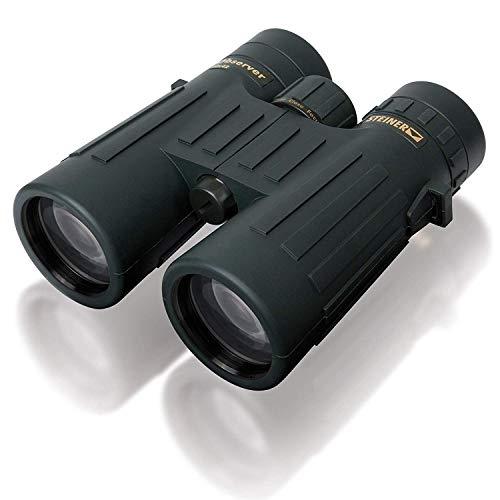 Steiner Jumelles Observer 10 x 42 + P5.2 LEDLENSER Flashlight