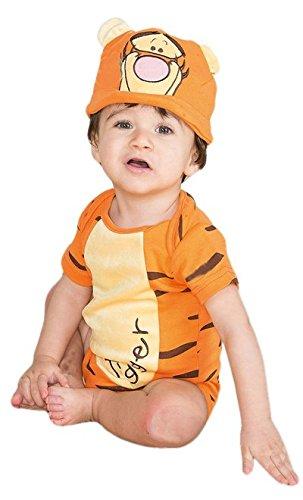 Costume bébé - Tigrou - Taille 9-12 mois