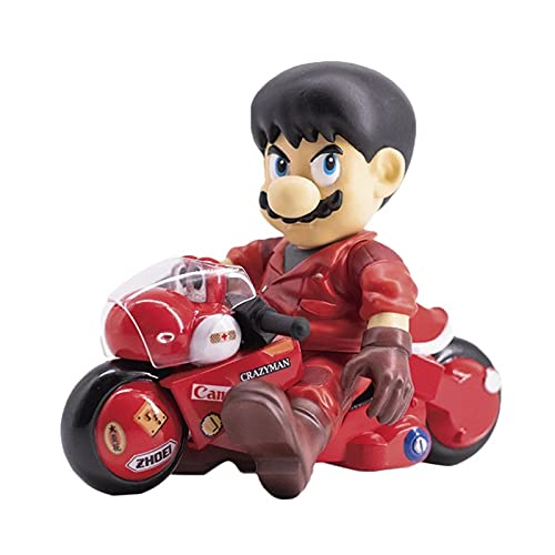 Toys Makira Mario Pvc Action Figure Toy Racing Driver Ttf Limited Collectible Toys Gifts For Children