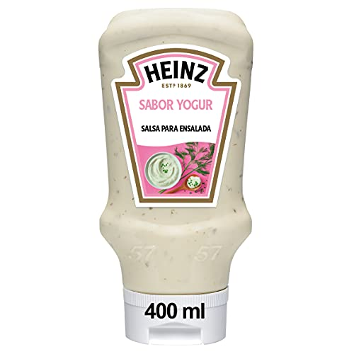 Heinz Salsa Yogurtenvase 400ml