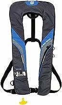 WEST MARINE Coastal Automatic Inflatable Life Vest—Royal Blue/Dark Gray Model # 14832075