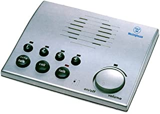 Westinghouse 4 Channel Voice-Activated Intercom (Single)