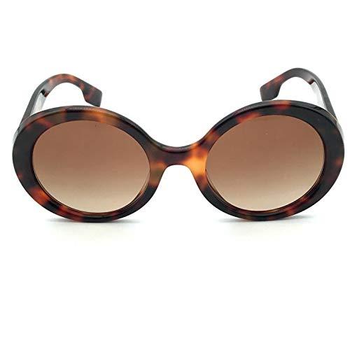 BURBERRY Sonnenbrille BE4314 388413 Sonnenbrille Damenfarbe Havanna braun Linsengröße 52 mm