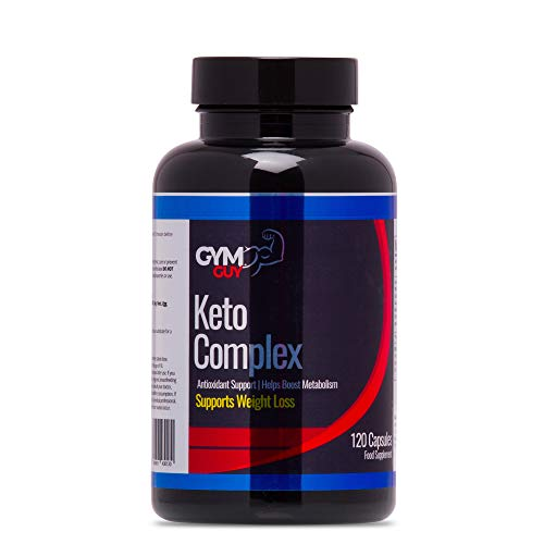 Keto Complex for Women & Men 1 Month Supply by Gym Guy