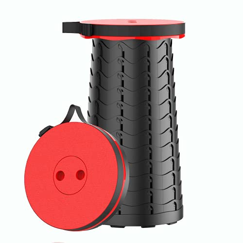 MAKAVO Upgraded Camping Stool with Load 397 lbs Only $19.24 (Retail $34.99)