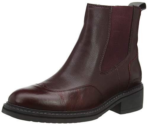 G-STAR RAW Damen Tacoma Chelsea Boots, Violett (Plum B701-593), 39 EU