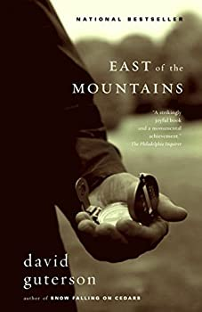 Paperback East of the Mountains Book