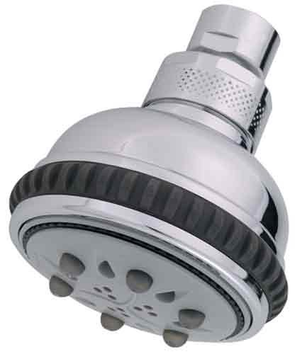 Jaclo S128-1.75-PCH Serena Showerhead with Nebulizing Mist, Polished Chrome -