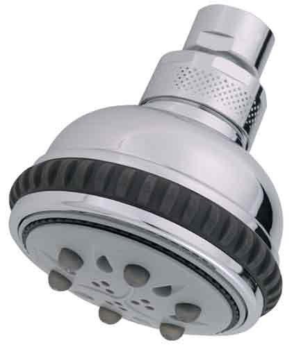 Jaclo S128-1.75-PCH Serena Showerhead with Nebulizing Mist, Polished Chrome -