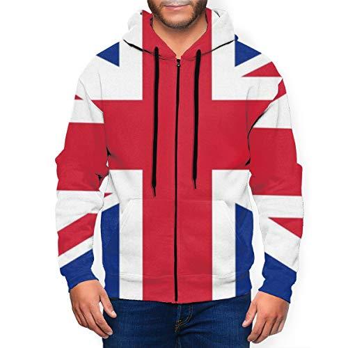 british flag sweater for men - 8