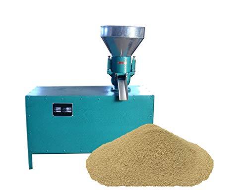 TX® Pelletheizungen Pelletpresse Pelletiere 3KW Futterpellets 40-60kg/h Geflügel Und Vieh Pellet Mühle Maschine mit zwei freien Formen (Eigene Spannung, mit Motor)