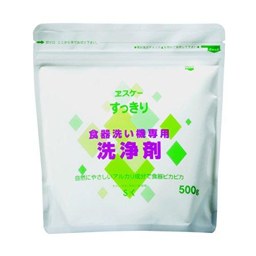 すっきり食器洗い機専用洗浄剤 500g