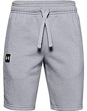 Under Armour Rival Fleece Shorts - Pantalones Niños